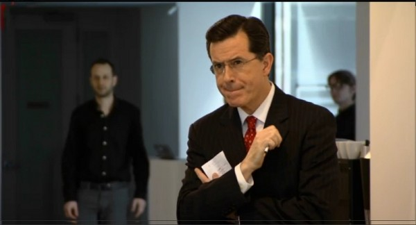 Stephen Colbert, Art Critic IX
