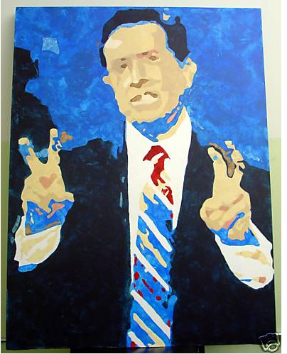 Stephen Colbert by Stan Murmur