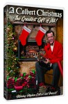 Colbert Christmas DVD