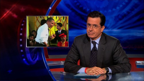 Colbert Report - November 8, 2010