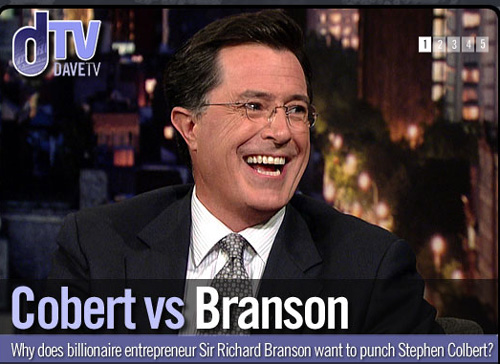 Click on this picture to see Sneak Peek of Stephen Colbert on 'Late Show with David Letterman'