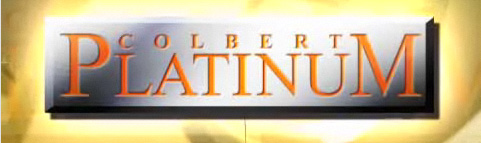 Colbert Platinum members - What advertiser wouldnt want in on that?
