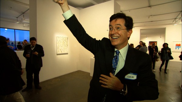 Stephen Colbert Art On