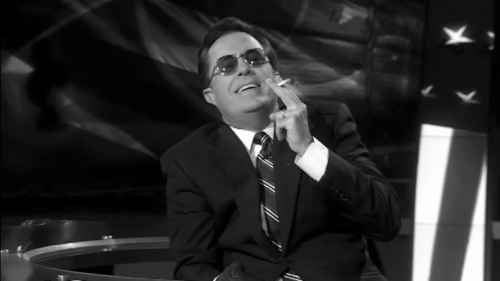 Stephen Colbert as Dr. Strangelove
