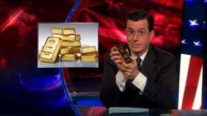 Stephen Colbert - Gold Faithful