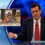 Stephen Colbert Last Supper