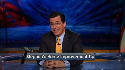 Stephen's Home Improvement Tip