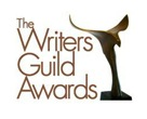 WGA awards logo
